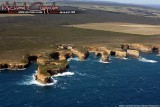 Twelve Apostles from the Air