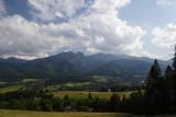 West from Gubalowka hill