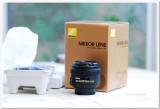 Nikon Nikkor AF-S 50mm F/1.4G