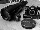 Pentax Asahi SMC 500mm F/4.5