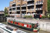 Lead boat Doris Katia in the lock