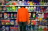It's easy to lose your head in the supermarket II