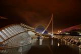 The City of Arts and Sciences - Valencia, Spain Ciudad de las Artes y las Ciencias