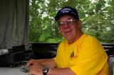 Ron VE3NDI   working 40 mtr CW