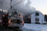Lancaster MA 2 Alarm  January 12,2009