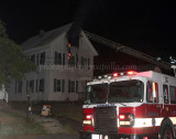 Leominster MA 1 Alarm Fire Aug 8,2010