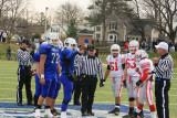 Leominster vs Fitchburg Thanksgiving Day Game -Nov 25 2010
