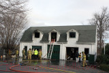Sterling MA 2 Alarm Fire Dec 6,2010