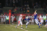 LHS vs Milford at Doyle Field Leominster,September 21,2012