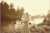 July 31 1949 with Mom at Stow Lake in SF Golden Gate Park