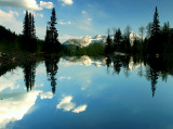Beaver pond with clouds and timp.jpg