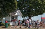 Waiting for the Ferry - Saint Ignace, Michigan