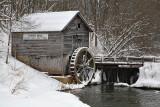 Hyde's Mill - Winter - Dane County , Wisconsin