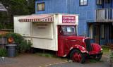 Ice Cream Truck - Oregon Coast