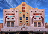 Colorful Building - Silver City, New Mexico