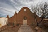 San Xavior Mission Grounds - Arizona