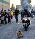 BIKE NIGHT 7-28-09