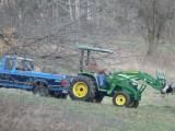 Buddy's Tractor