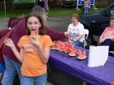 Free watermelon