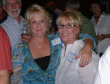 Teresa Dahlinger and Cathy Maxwell Hixon