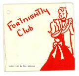 FortNightly Dance Card