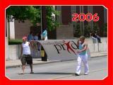 Pride Parade and Festival Nashville 2006