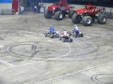 Quad racers