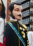 Carnaval 2009. Boneca Gigante no Camburao 2009    P1010824.JPG