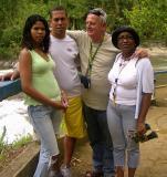 Teresópolis: Nisinha, Luca, Winni e Graça PIC02913.JPG