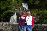 Maria and Carol at the Witches Pool