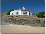 Some beach hut !