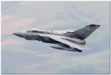 Tornado GR4 ZA367 swept wing