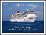 Carnival Legend Cruise January 2009