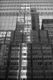 Reflection on 42nd Street
