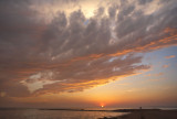 Meigs Point Sunset