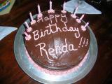 Renda's Birthday party