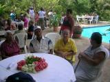 The Senior Citizens lunch in January '06