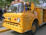 San Juan del Sur gets a fire truck!!!