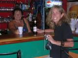 Hi ladies, Carol behind the bar