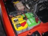 Dual battery