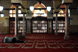 Napping at the mosque