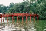 Hanoi-Rising sun bridge