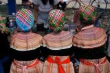 Sunday market in Bac Ha