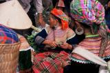 Hmong people in Bac Ha