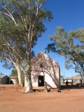 Church, Hermannsburg Mission Aboriginal Settlement