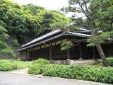Samurai barracks, East Garden, Imperial Palace, Tokyo