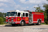 Fort Myer, VA - Rescue Engine 161