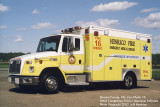 Henrico County, VA - Fire Medic 16
