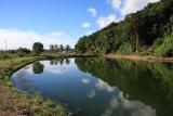 Malakai Sewage Treatment Pond