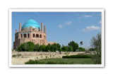 Gonbad-e_Soltaniyeh (the Dome of Soltaniyeh)